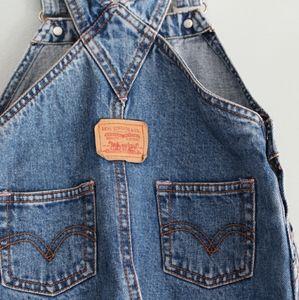 Levi's Jean Overall Skirt